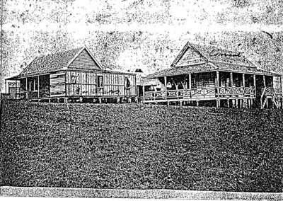 Gympie 1879 - St Patrick's Primary School - Gympie