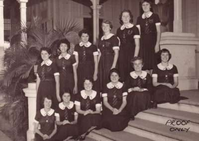 St Patrick's College, Townsville 1959 class photo