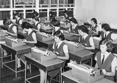 OLC Annerley Typing Year 10 1965