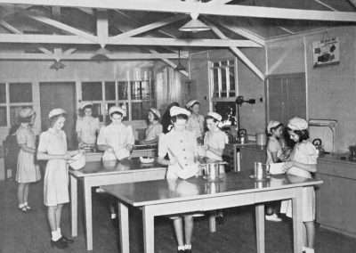 Sts Peter and Paul Bulimba 1948 Home Science